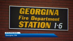 Abandoned baby boy found at doorstep of Georgina fire station